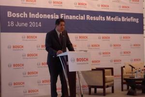 Tang Kim Kok - Managing Director Bosch Indonesia