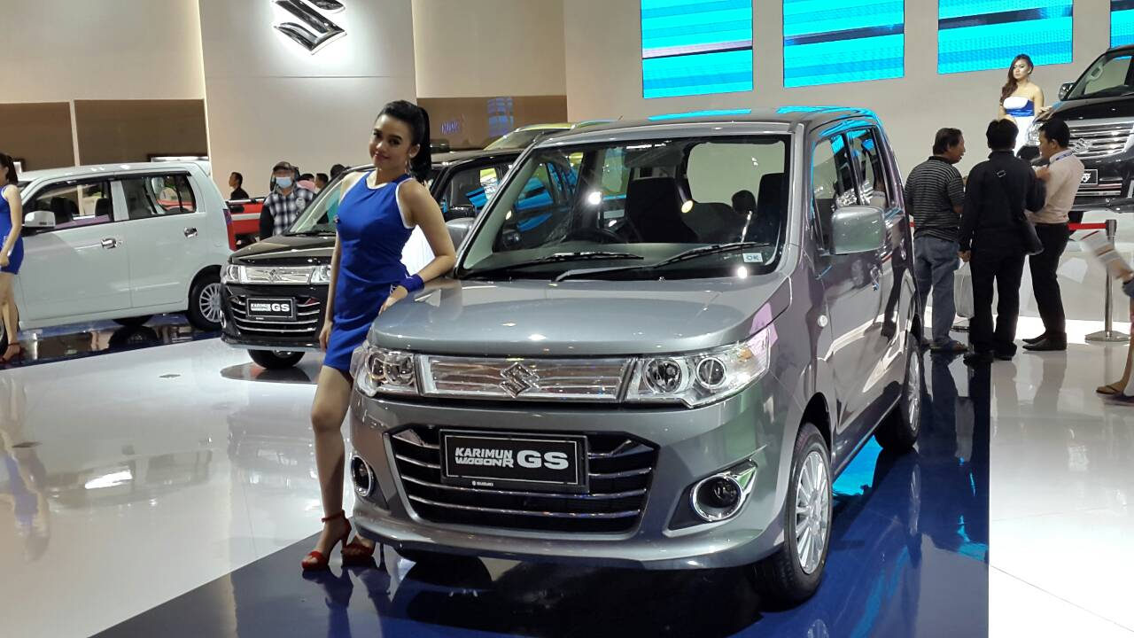 Suzuki Karimun Wagon R Mobil Lcgc Suzuki | Car Interior Design