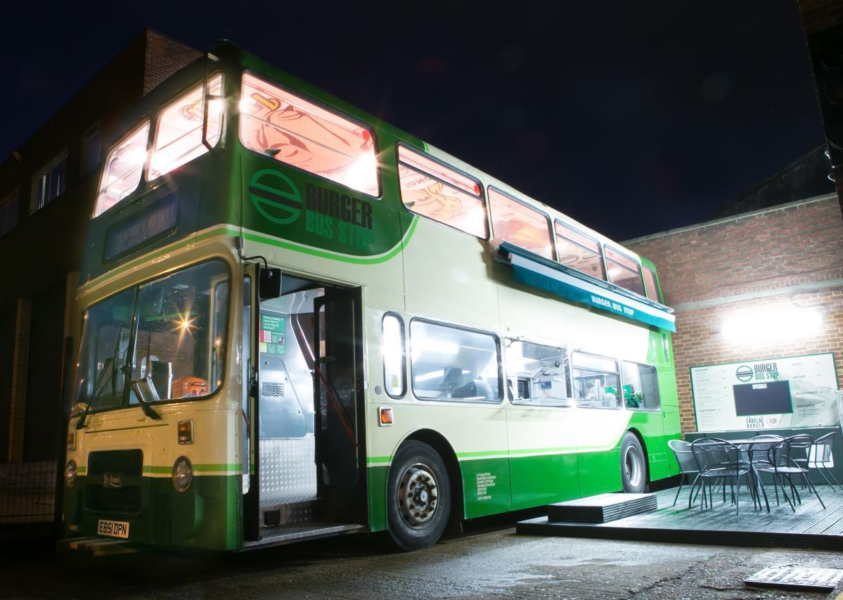 bus promo shot