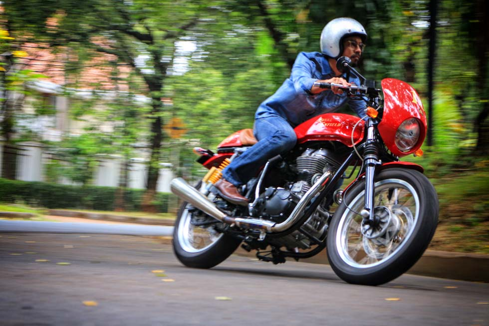 Royal Enfield Continental GT c