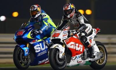 MOTORSPORTS - MotoGP, Testing Doha