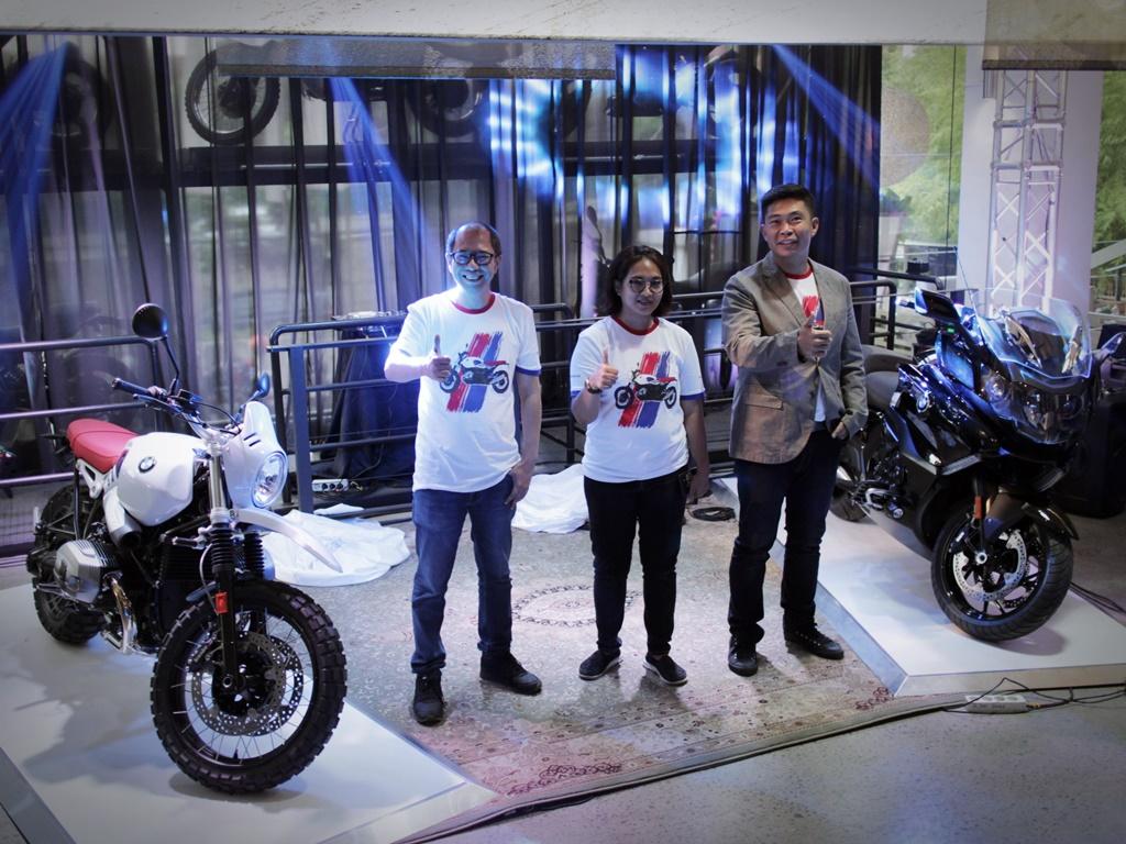 Launching BMW R nineT Urban GS dan K 1600 B 01