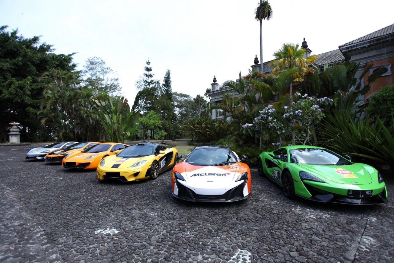 McLaren Club Indonesia 01