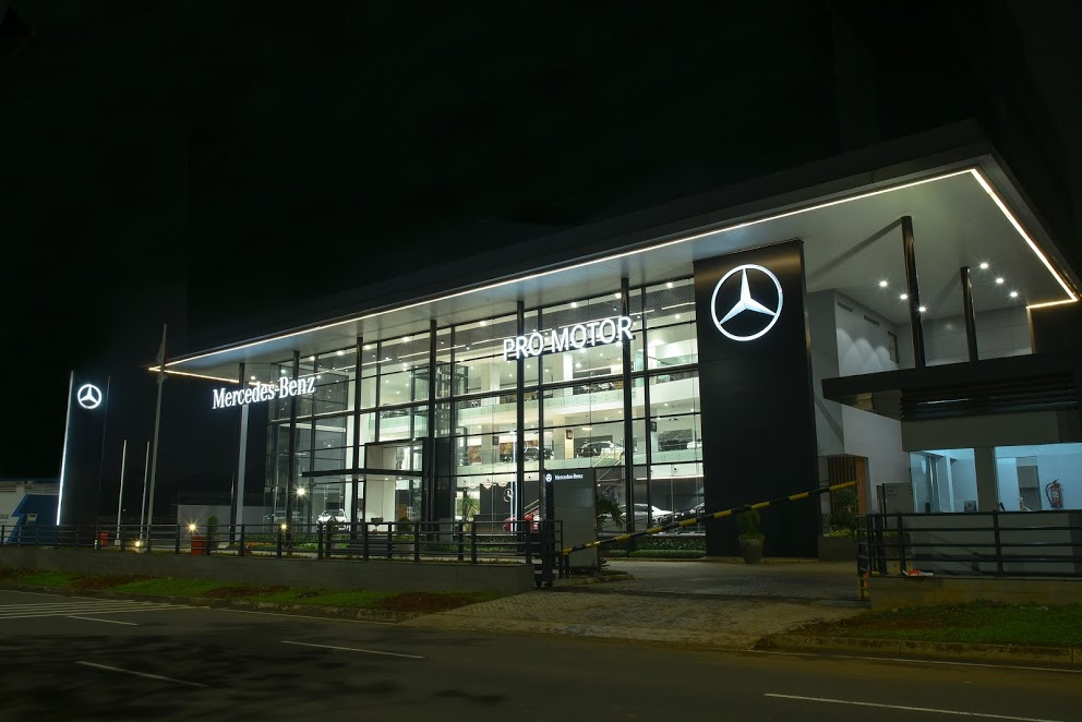 Dealer Mercedes-Benz PRO Motor BSD