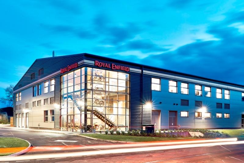 Pabrik Royal Enfield Inggris (2)