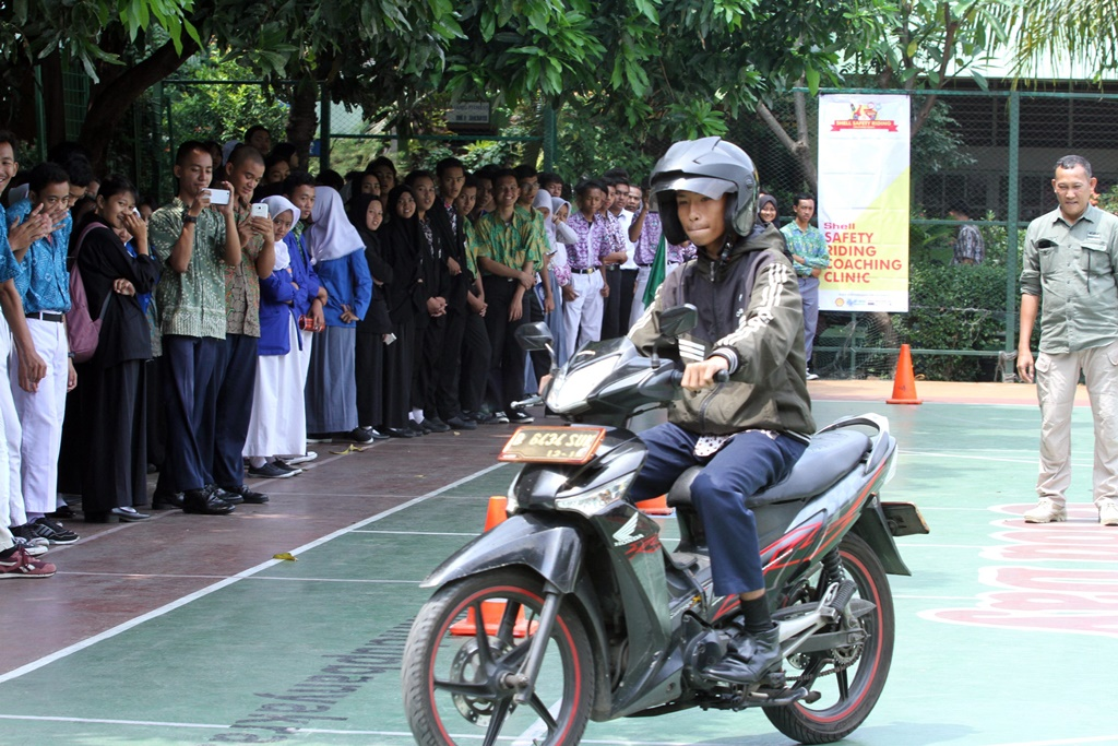 Safety Riding Shell