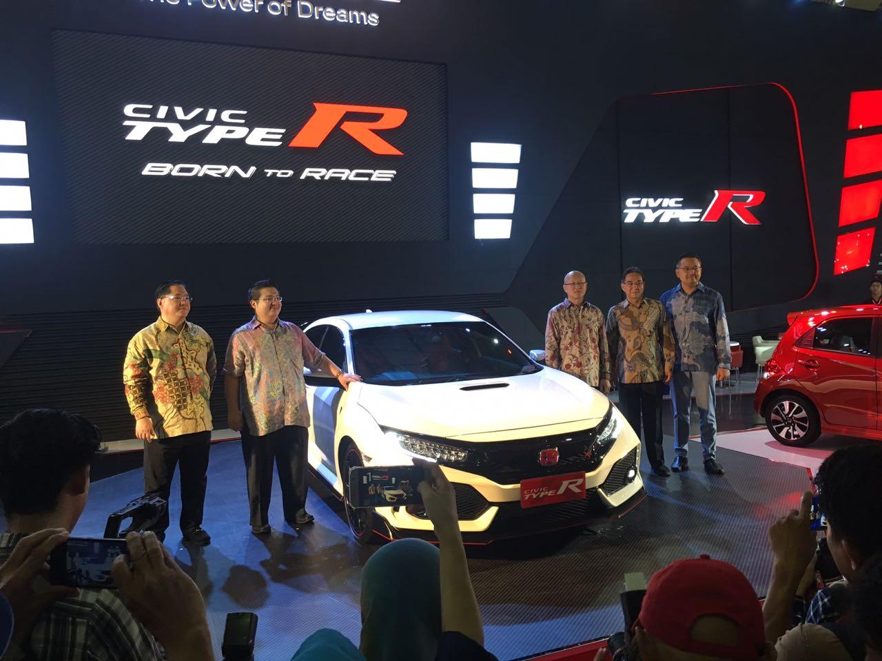 Promosi Mobil Honda