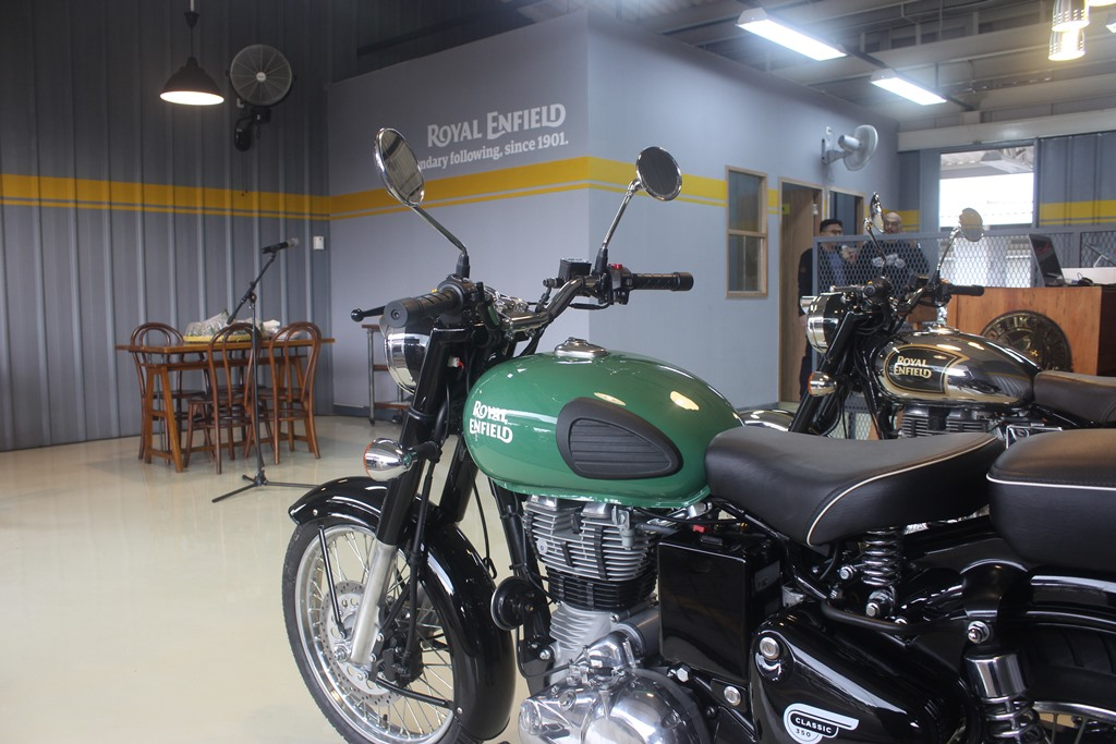 Royal Enfield BSD