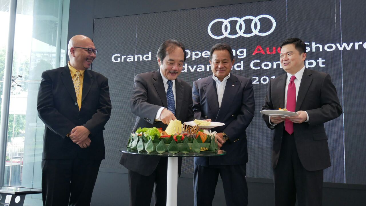 Dealer Audi MT Haryono