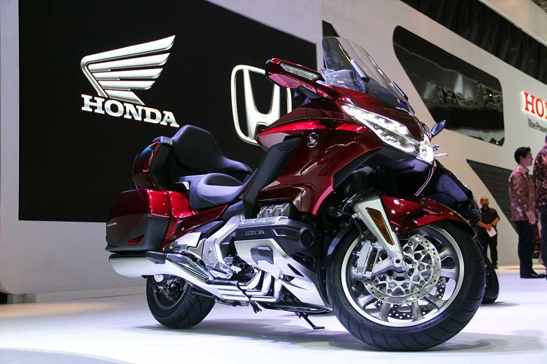 Motor Baru IIMS 2018 - Honda Gold Wing